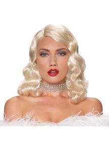 Fatale Blonde Wig For Women