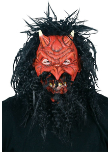 Faust Mask For Halloween