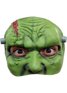 Franky Latex Half Mask For Halloween