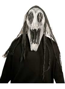 Gaping Wraith Mask For Halloween