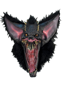Gruesome Bat Mask For Halloween