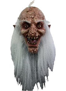 Gutter Boils Latex Mask For Halloween