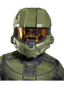 Half Mask For Master Chief Child