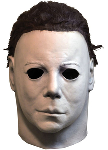 Halloween Ii Clean Latex Mask For Adults