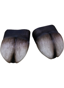 Hooves Cover Feet Latex For Adults