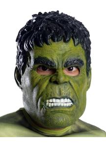 Hulk 3/4 Mask For Children