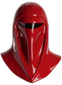 Imperial Guard Helmet Red