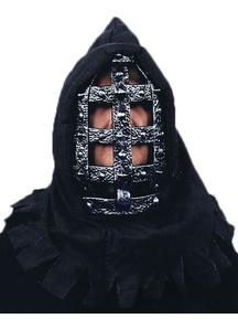 Iron Head Mask For Halloween