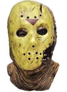 Jason Deluxe Adult Mask For Adults