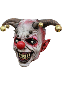 Jingle Jangle Latex Mask For Halloween