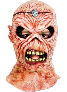 Juice Retro Latex Mask For Halloween