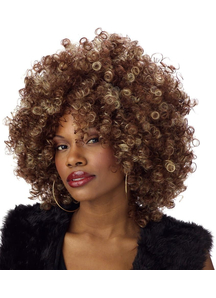Mama Fine Foxy Wig For Adults
