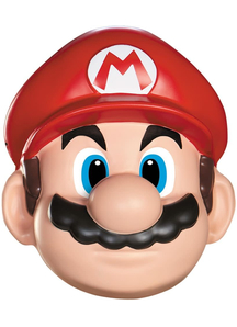 Mario Mask For Adults