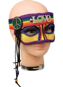 Masquerade Hippie Rainbow
