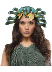 Medusa Headpiece For Adults