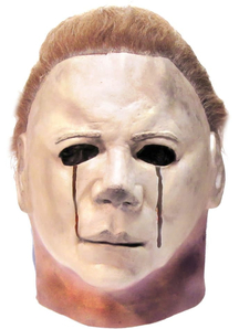 Michael Myers Blood Tears Mask For Adults