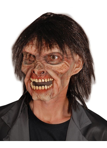 Mr Living Dead Latex Mask For Halloween