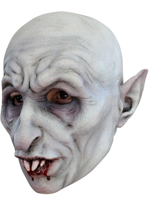 Nosferatu Adult Latex Mask For Halloween
