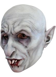 Nosferatu Adult Latex Mask For Halloween