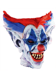 Outta Control Clown Mask For Halloween