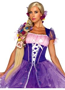 Rapunzel Wig For Adults Blonde