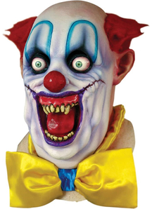 Rico The Clown Mask For Halloween
