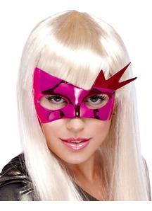 Sensory Starburst Mask - Pink For Adults