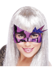 Sensory Starburst Mask -Purple For Adults