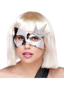 Sensory Starburst Mask -Silver For Adults