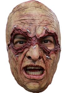 Serial Killer 25 Latex Face For Halloween
