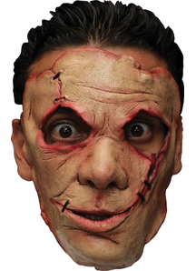 Serial Killer 29 Latex Face For Halloween
