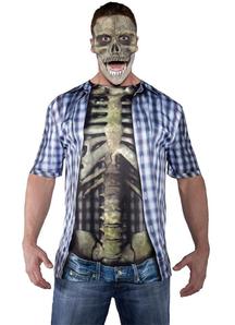 Skull Mask Latex For Halloween