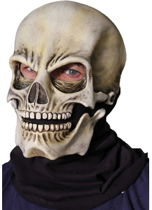Sock Skull Classic Latex Mask For Halloween