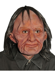 Supersoft Old Man Mask For Adults