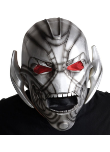 Ultron Latex Mask For Adults