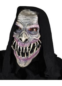 Victum Demoan Latex Mask For Halloween