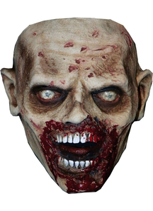 Walking Dead Biter Walker Face For Adults