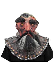 Warlock Devil Mask For Halloween