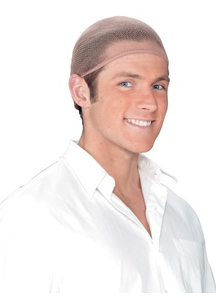 Wig Cap Natural For Adults