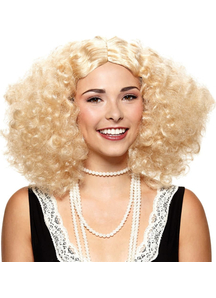 Wig Embrace The Frizz Blonde For Women