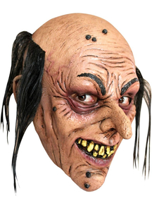 Wizard Kids Latex Mask For Halloween