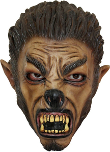 Wolf Mask Child Latex Mask For Halloween