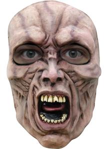 Wwz Face Mask Scream Zombie 2 For Halloween