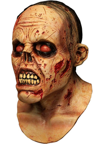Zombie Lurker Latex Mask For Halloween