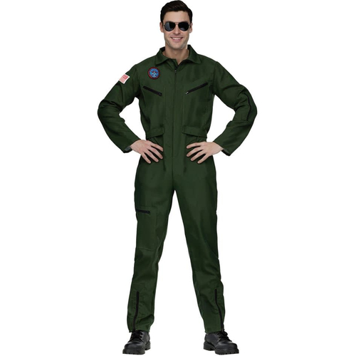 Aviator Adult Costume