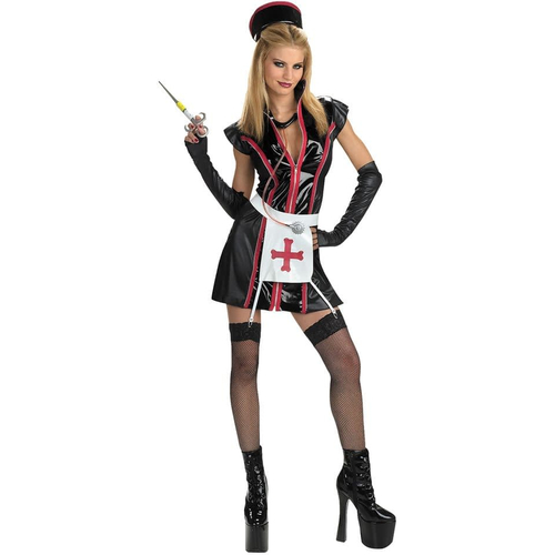 Bad Nurse Teen Costume