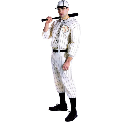Baseball Player Adult Costume