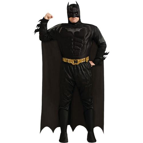 Batman Muscle Plus Size Adult Costume