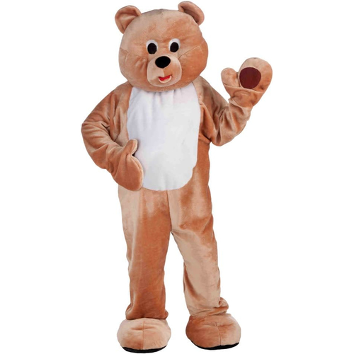 Bear Mascot Adult Costume