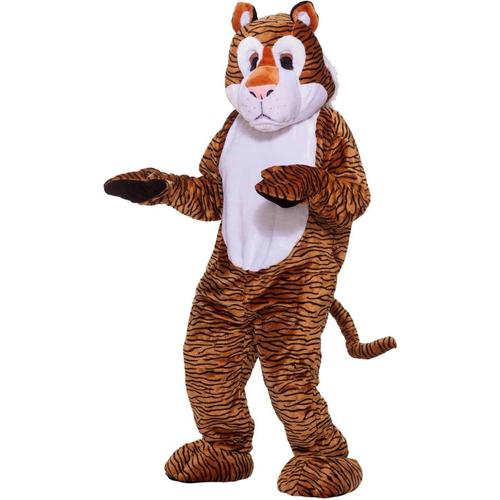 Big Tiger Adult Costume